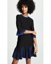 Shoshanna - Pratt Dress - Lyst