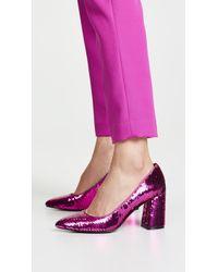 Alice + Olivia - Demetra Court Shoes - Lyst