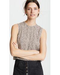 Jenni Kayne - Leopard Shell Top - Lyst