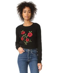 Lovers + Friends - Rose Jumper - Lyst