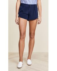 Alice + Olivia - Butterfly Shorts - Lyst