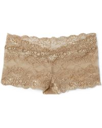 Ingrid & Isabel - Lace Maternity Boy Shorts - Lyst