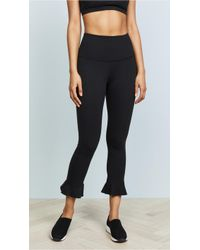 Beyond Yoga - Frill Seeker Leggings - Lyst