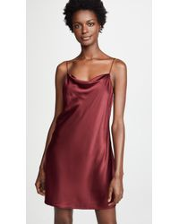 Cami NYC - The Axel Mini Dress - Lyst