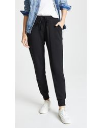 Madewell - Terry Trouser Joggers - Lyst
