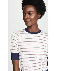 The Fifth Label - Beat Stripe T-shirt - Lyst