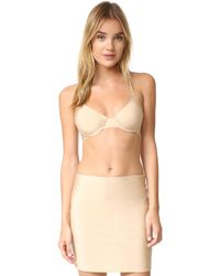 Only Hearts - Second Skins Racer Back Bra - Lyst