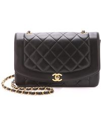 What Goes Around Comes Around - Chanel Classic Flap Bag (previously Owned) - Lyst