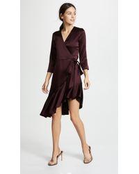 Edition10 - Asymmetrical Ruffle Dress - Lyst