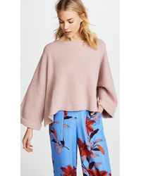 Free People - I Can't Wait Sweater - Lyst