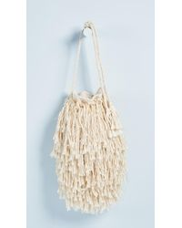 Ulla Johnson - Aphria Fringe Bag - Lyst