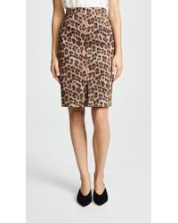 Miaou - Flo Pencil Skirt - Lyst