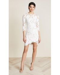 Lover - Arizona Assymetric Dress - Lyst