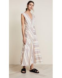 Zero + Maria Cornejo - Eve Mosa Dress - Lyst