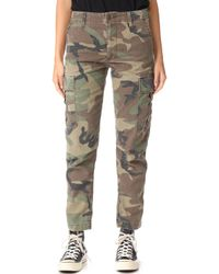 RE/DONE - Cargo Pants - Lyst