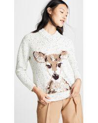 Paul & Joe - Cerbiatto Sweater - Lyst