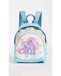 Moschino | My Little Pony Leather Backpack | Lyst