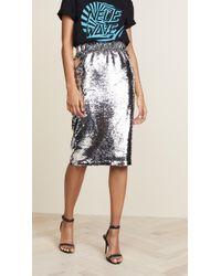 Edition10 - Irregular Skirt - Lyst