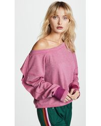 Free People   Movement Flounce Tech Top   Lyst