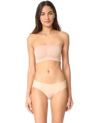 Fashion Forms - Stretch Bandeau Bra - Lyst