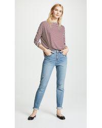 Vince - 5 Pocket Skinny Jeans - Lyst