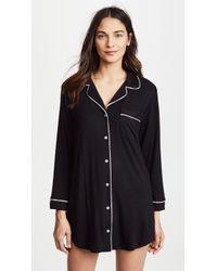 Eberjey - Gisele Sleep Shirt - Lyst