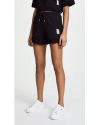 Les Girls, Les Boys - High Waist Shorts - Lyst