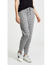 Splendid - Paint Dot Sweats - Lyst
