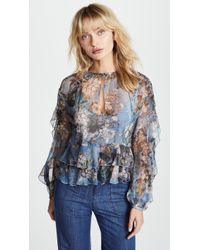 Nicholas - Gathered Blouse - Lyst