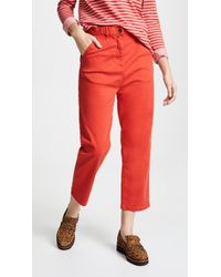 Paul Smith - Cropped Trousers - Lyst