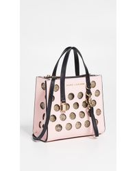 d30a3eab0791 Lyst - Marc Jacobs Bold Grind East   West Shopper Tote