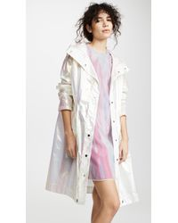 Paskal - Iridescent Hooded Parka - Lyst