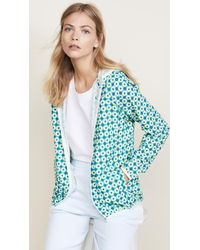 Tory Sport - Printed Packable Jacket - Lyst