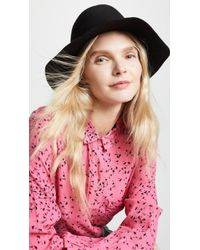Club Monaco - Millennie Hat - Lyst