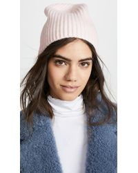 Club Monaco - Cashmere Colleen Hat - Lyst
