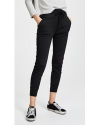 James Perse - Slouchy Sweatpants - Lyst