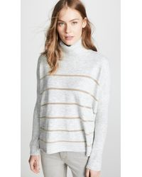 Cupcakes And Cashmere - Harlo Turtleneck Jumper - Lyst
