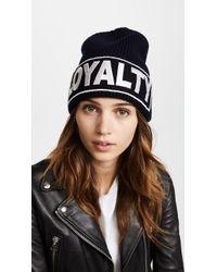 Versace   Loyalty Hat   Lyst