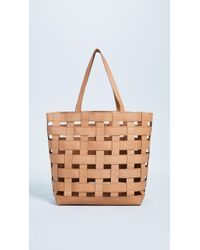 Madewell - Woven Transport Tote Bag - Lyst
