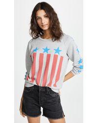 Wildfox - Allstar Junior Sweatshirt - Lyst