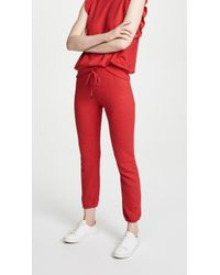 David Lerner - Lounge Jogger Trousers - Lyst