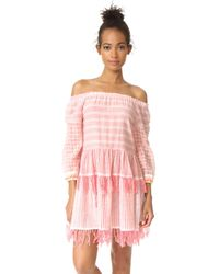 Lemlem | Anan Mini Dress | Lyst