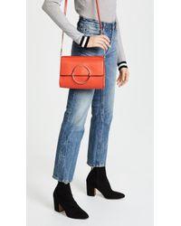 MILLY - Astor Shoulder Bag - Lyst