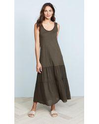Velvet - Agnese Maxi Dress - Lyst