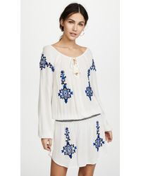 OndadeMar - Whites Tunic - Lyst