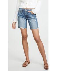 Joe's Jeans The Bermuda Shorts - Blue
