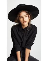 Marc Jacobs - Large Boater Hat - Lyst