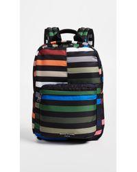 Sonia Rykiel - Stripe Backpack - Lyst