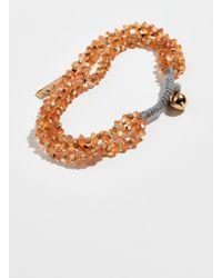 Isabel Marant - Knit Bracelet - Lyst