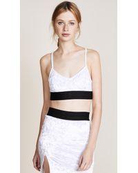 ecfd9e23f Lyst - Baja East X Related Garments Panties 3 Pack in Black